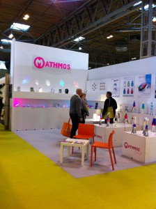 Mathmos at tradeshow