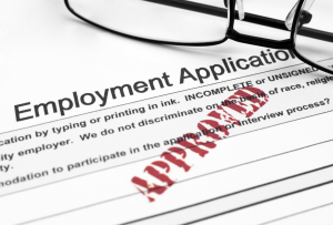 Approved Employee Application