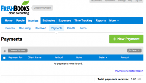 FreshBooks Payments