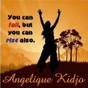 Angelique Kidjo Quote
