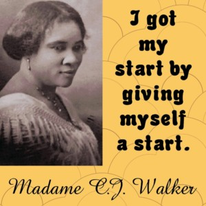 Quote Madame CJ Walker