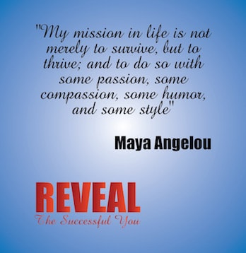 Maya Angelo Quote -