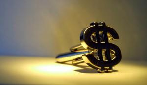 Dollar Sign and Shadow - Keystone Pricing