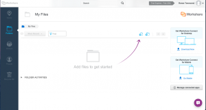 Workshare Folders