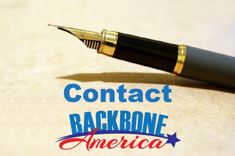 Contact Backbone America