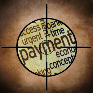 Payments on Target