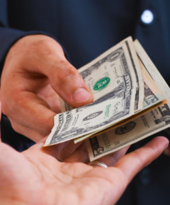 Receiving Dollars For A Sale Or Wages - employee retention strategies