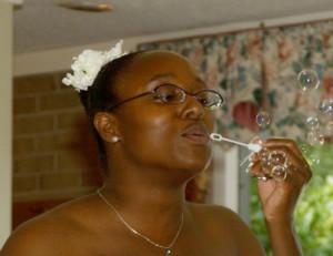 Blowing Bubbles Picture