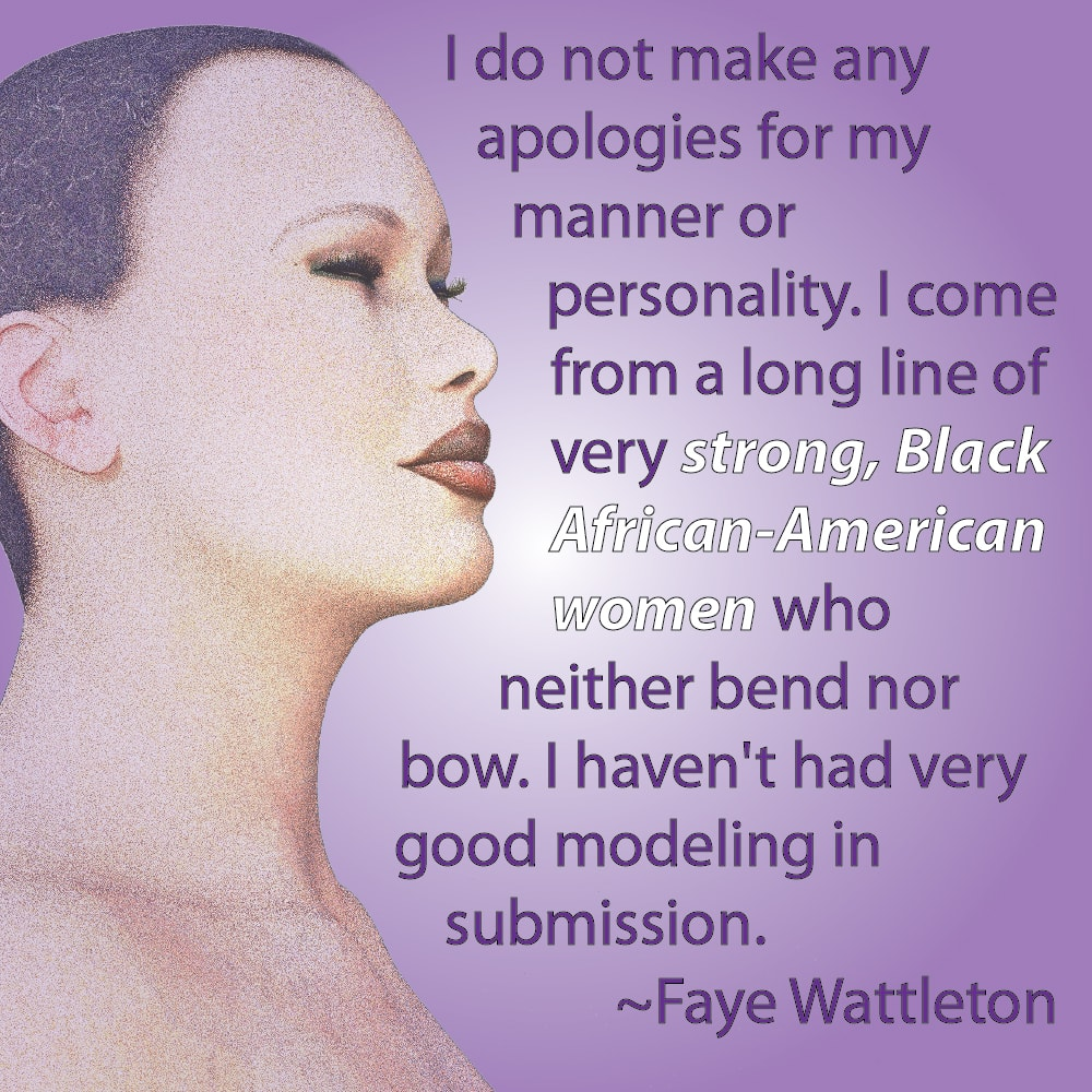 Famous African American Quotes African American Women Quotes Faye Wattleton