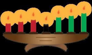 Kwanzaa Candles-min
