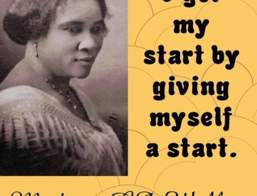 African American Quotes: Madame C.J. Walker