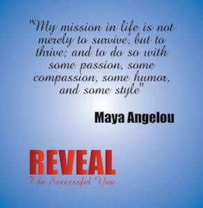 Maya Angelo Quote -