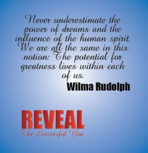 Wilma Rudolph Quote