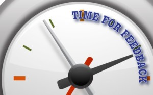 Time for Feedback Clock - Retain Employees