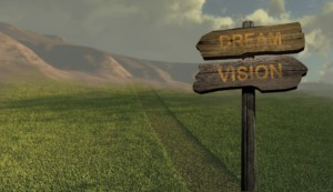 Dream Vision Sign