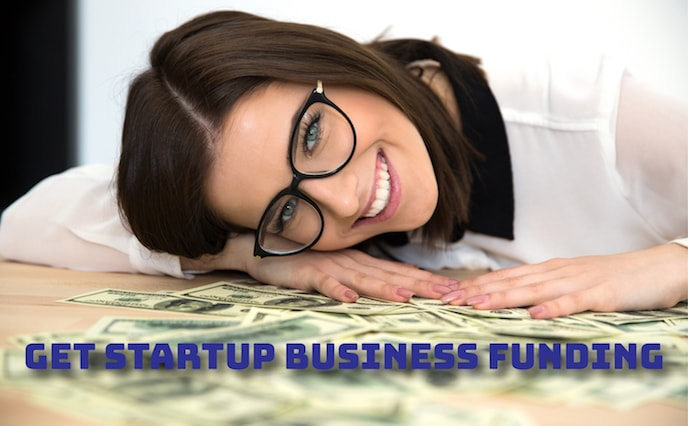 Get Start up Business Funding
