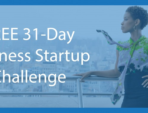 FREE 31-Day Business Startup Challenge
