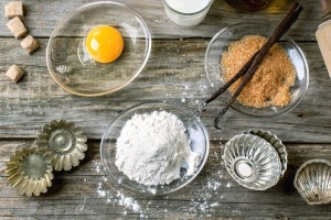 baking ingredients - bakery business