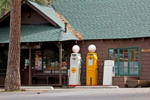 Outside Gas Station - Convenience Store Business Plan
