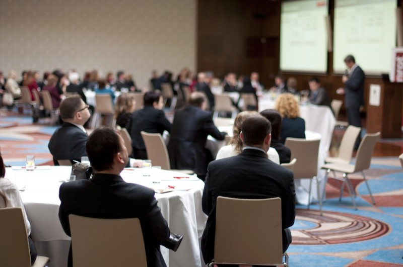 business conference - event planning companies